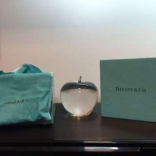 Tiffany水晶蘋果