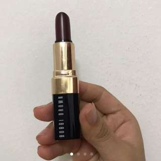 Bobbi Brown Blackberry lipstick