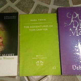 All books for P30