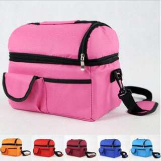 [FREE POSTAGE SM] Thermal insulated Cooler Bag