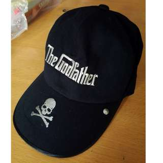 Theater 8 x Mastermind Japan mmj god father  CAP