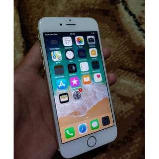 iPhone 6 64gb inter Gold Batangan