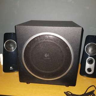 Sub Woofer/speakers