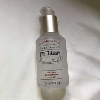 The Face Shop Anti-Aging Serum [The Therapy]