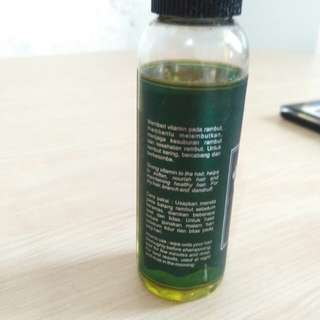 Bali Alus Haie Vitamin Olive Gardenia Essential Oil