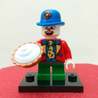 Brand new Lego 8805 series 5 minifigures small clown 全新樂高8805模型公仔迷你小丑