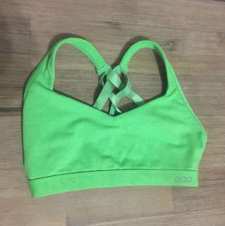 Lorna Jane crop sports bra