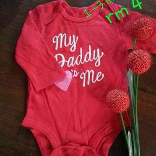 baju baby 1- 3 m