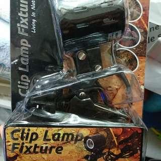 全新燈泡夾, Lamp clip fixture