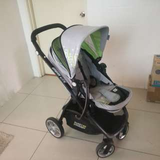 Like new stroller for kids
