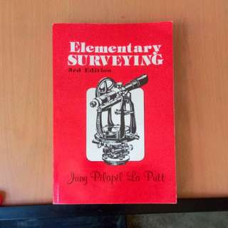 Elementary Surveying 3rd Edition by Juny Pilapil Laputt