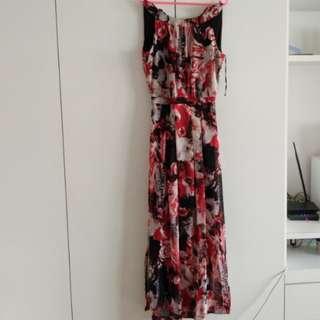 Dorothy Perkins red dress.