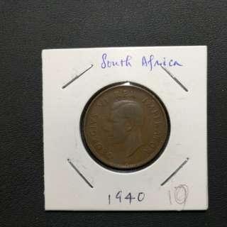南非 佐治六世1940