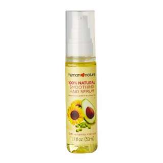 Human Nature Smoothing Hair Serum 50 ml