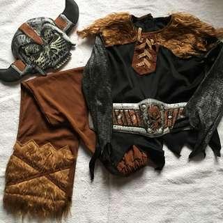 Vikings costume