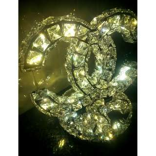 Chanel vip crystal lamp