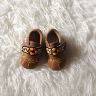 #ImlekHoki Baby shoes