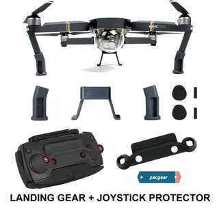 DJI Mavic Pro Platinum Landing Gear Leg Height Extender Set