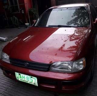 Toyota corona EX 1995