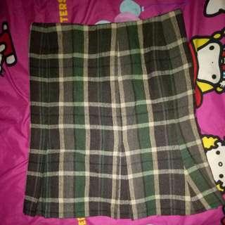 Sogo Pleated Skirt (Rok)