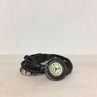 復古手鍊手錶 (沒有電子)