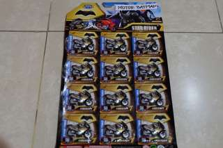 12pcs Motor Batman