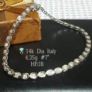 ITALY DIAMOND BRACELET
