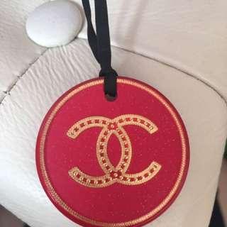 Chanel 膠牌裝飾 Plastic Accessories
