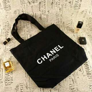 Chanel tote original gift counter