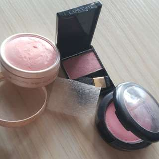 Blush on bundle
