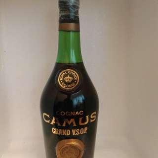Camus Grand VSOP cognac 金花干邑 700ml
