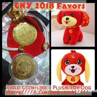 CNY Lunar New Year Favors clearance sale