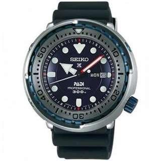 [MINT] Seiko Padi Tuna SBBN039 Marinemaster Professional Diver 300m