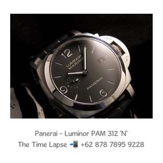 Panerai - Luminor PAM 312 'N'