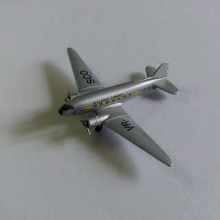 SIA 1/500 Herpa Classic Diecast Planes Set 1