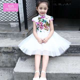 Cheong sam Dress