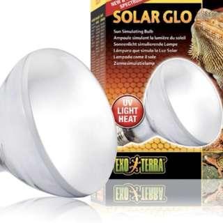 Exo Terra Solar Glo 80W Bulb, for Reptile