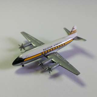 SIA 1/500 Herpa Classic Diecast Planes Set 4