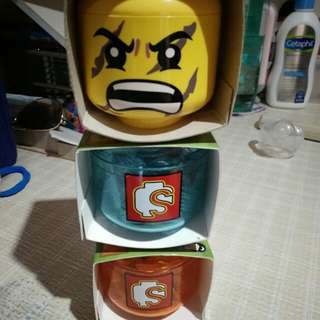 Lego surprise toy