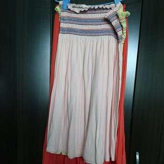 Tube dress size s