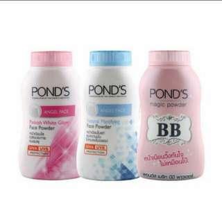 ponds magic powder