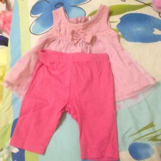 Sets 6-12 months old,wore 2-3times only