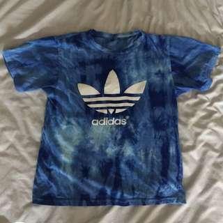 Adidas Tie Dye Top