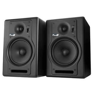 Fluid Audio F5 Active Studio Monitor Speakers