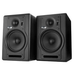 Fluid Audio F5 Active Studio Monitor Speakers