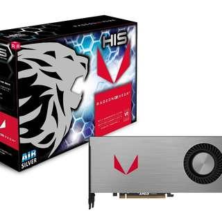 HIS Radeon Vega 64 Silver 8GB