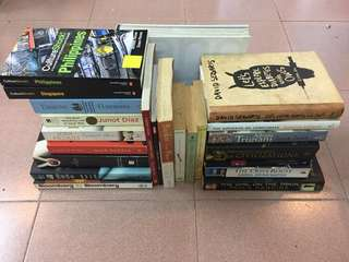 *MOVING OUT SALE* books books books!