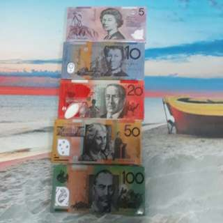 Australia Currency Magnet
