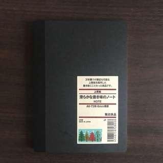 A6 Muji Notebook