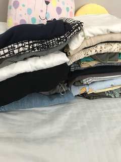Ladies clothing clearance ( price reduced)